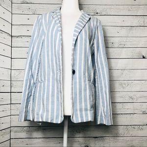 Dalia linen blazer jacket